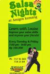 AMIGOS SALSA NIGHT until01 may